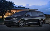 View the Chrysler Pacifica plug-in hybrid this week.
