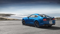 View the Ford Mustang this week.