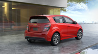 View the Chevy Sonic this week.