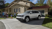 View the VW Atlas this week.