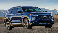 View the Hyundai Santa Fe this week.