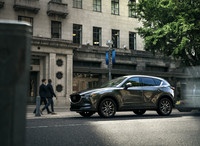View the Mazda CX-5 this week.