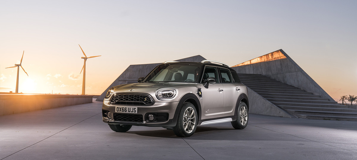 2019 Mini Cooper Countryman Plug In Hybrid By Eric Peters