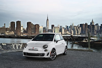 View the Fiat 500 this week.