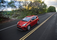 View the Toyota Prius c this week.