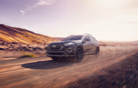 View the Toyota RAV4 TRD Off-Road this week.