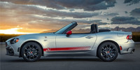 View the Fiat 124 Spider this week.