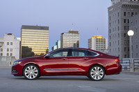View the Chevy Impala this week.