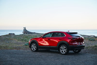 View the Mazda CX-30 this week.