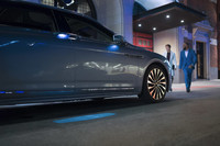 View the Lincoln Continental this week.
