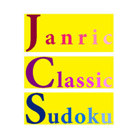 Janric Classic Sudoku for Jan 23, 2019